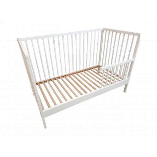 Barierka do łóżka dziecięcego