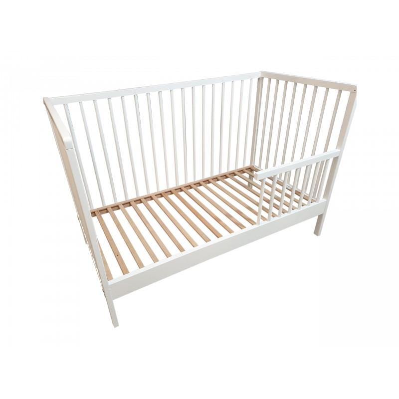 Barierka ochronna na łóżko dla dziecka