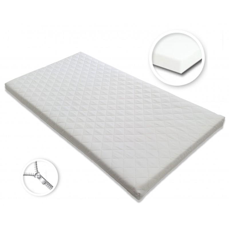 Materac do łóżeczka 60x120cm Lux