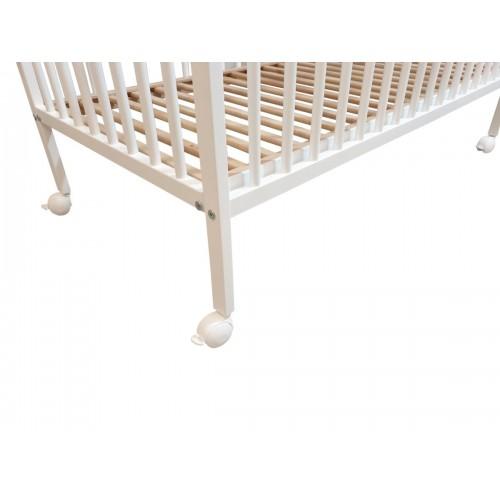 Łóżeczko na kółkach dla dziecka