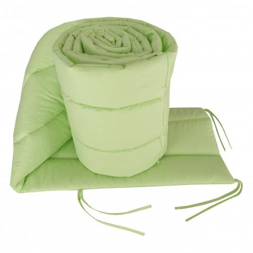 Ochraniacz dookoła gładki Zielony