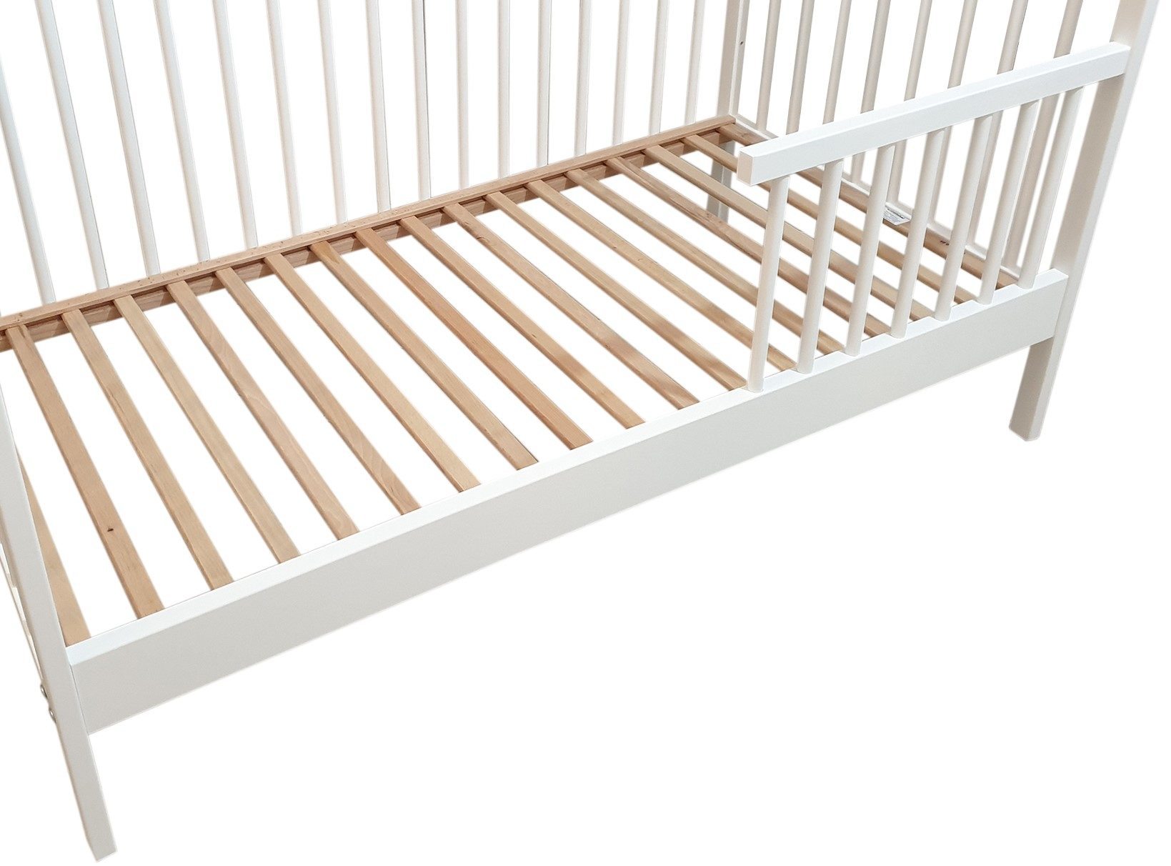 Barierka do łóżka