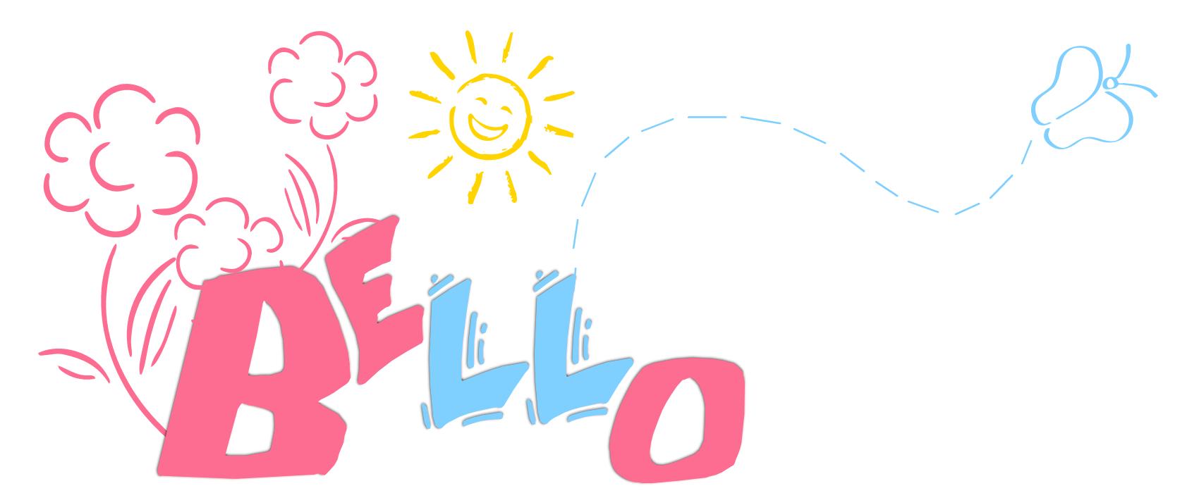 Bello24 - pościel dla niemowląt różowa